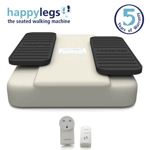 Happylegs Premium, The Seated Walking Machine with Remote